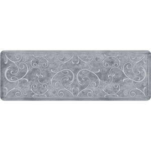 "Romanesque Prestige Collection - Anti-Fatigue Mat Pearl Ardor 6' x 2' x 34"" (PR62ROSEAM)"
