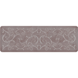 "Romanesque Prestige Collection - Anti-Fatigue Mat Dunmore Cream 6' x 2' x 34"" (PR62RODRI)"