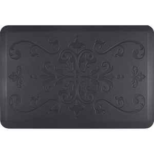 "Classical Prestige Collection - Anti-Fatigue Mat Dark Oxford 3' x 2' x 34"" (PR32CLMIDB)"