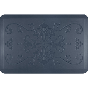 "Classical Prestige Collection - Anti-Fatigue Mat Indigo Denim 3' x 2' x 34"" (PR32CLLAG)"