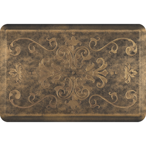 "Classical Prestige Collection - Anti-Fatigue Mat Rich Chestnut 3' x 2' x 34"" (PR32CLBRO)"