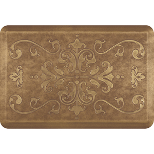 "Classical Prestige Collection - Anti-Fatigue Mat Umber Elegance 3' x 2' x 34"" (PR32CLBURC)"