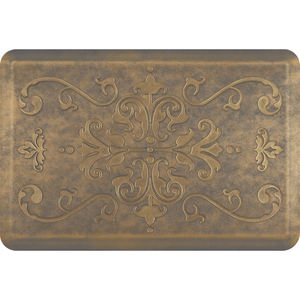 "Classical Prestige Collection - Anti-Fatigue Mat Timeless Gold 3' x 2' x 34"" (PR32CLANTG)"