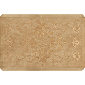 "Classical Prestige Collection - Anti-Fatigue Mat Warm Sand 3' x 2' x 34"" (PR32CLAZTG)"