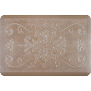 "Classical Prestige Collection - Anti-Fatigue Mat Natural Stone 3' x 2' x 34"" (PR32CLSAN)"