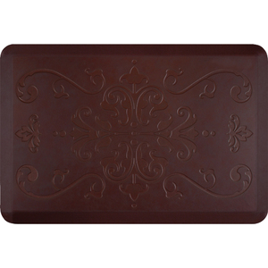"Classical Prestige Collection - Anti-Fatigue Mat Grand Mahogany 3' x 2' x 34"" (PR32CLCOC)"