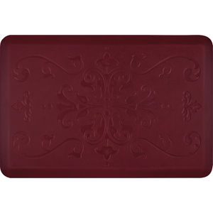 "Classical Prestige Collection - Anti-Fatigue Mat Deep Currant 3' x 2' x 34"" (PR32CLREDS)"