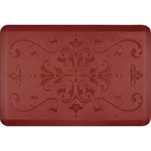 "Classical Prestige Collection - Anti-Fatigue Mat Rosewood Charm 3' x 2' x 34"" (PR32CLSUN)"