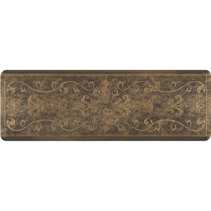 "Classical Prestige Collection - Anti-Fatigue Mat Rich Chestnut 6' x 2' x 34"" (PR62CLBRO)"