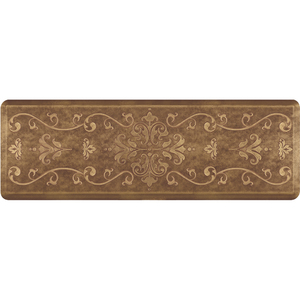 "Classical Prestige Collection - Anti-Fatigue Mat Toasted Almond 6' x 2' x 34"" (PR62CLROSG)"
