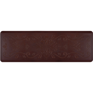 "Classical Prestige Collection - Anti-Fatigue Mat Grand Mahogany 6' x 2' x 34"" (PR62CLCOC)"