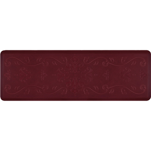 "Classical Prestige Collection - Anti-Fatigue Mat Deep Currant 6' x 2' x 34"" (PR62CLREDS)"
