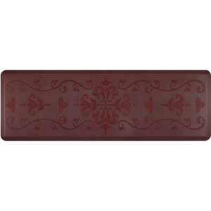 "Classical Prestige Collection - Anti-Fatigue Mat Antique Rose 6' x 2' x 34"" (PR62CLPALW)"