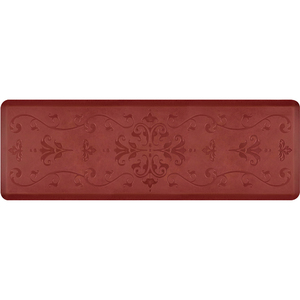 "Classical Prestige Collection - Anti-Fatigue Mat Rosewood Charm 6' x 2' x 34"" (PR62CLSUN)"
