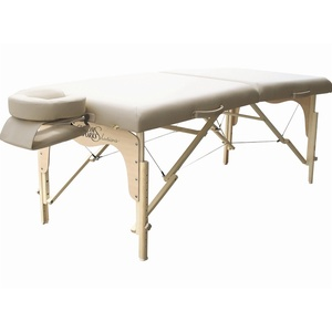 Simplicity Portable Wood Massage Table (I9300)