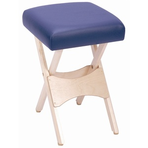 Wooden Folding Stool with Duratouch (WFS-DT)