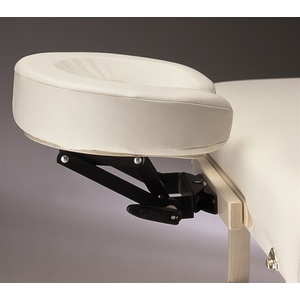 "9"" Pivot Posi-Tilt Face Rest and Touch Response Foam Pillow with Duratouch (PPOS-DTTRU)"