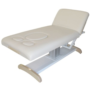 Majestic Electric Lift Back Massage Table with Prenatal by Custom Craftworks (MAJ-3007)