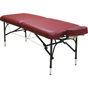 Challenger - Portable Aluminum Massage Table - Solutions Series (CHALLENGER)