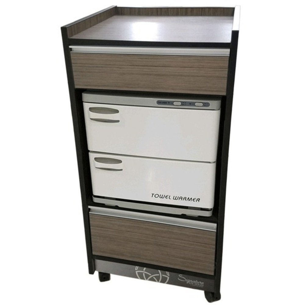 t200 signature spa series trolley cart open storage for towel rh purespadirect com Chromalox Heaters Electric Chromalux Bulbs