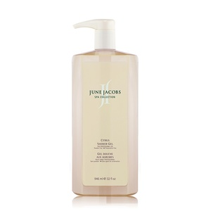 Citrus Shower Gel - 946 mL / 32 fl. oz. by June Jacobs Spa Collection