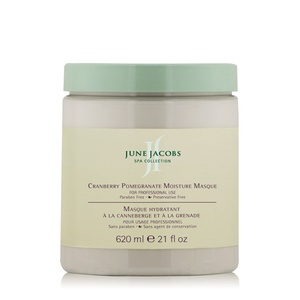 Cranberry Pomegranate Moisture Masque™ - 620 mL / 21 fl. oz. by June Jacobs Spa Collection