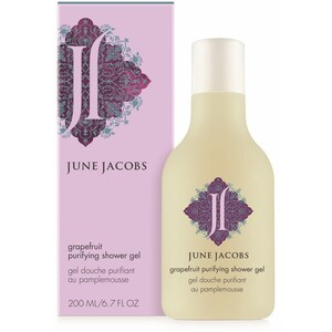 Grapefruit Purifying Shower - 200 mL / 6.7 fl. oz. by June Jacobs Spa Collection