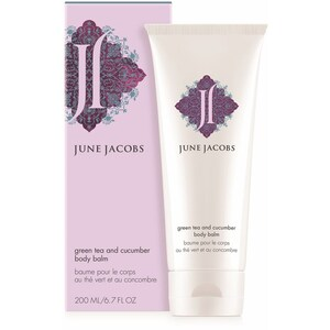 Green Tea And Cucumber Body Balm - 207 mL / 7.0 fl oz by June Jacobs Spa Collection