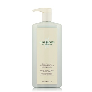 Green Tea And Cucumber Body Balm - 946 mL / 32 fl. oz. by June Jacobs Spa Collection