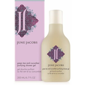 Green Tea And Cucumber Purifying Shower Gel - 210 mL / 7.0 fl. oz. by June Jacobs Spa Collection