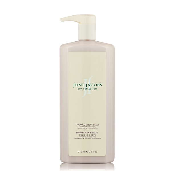 Papaya Body Balm - 946 mL / 32 fl. oz. by June Jacobs Spa Collection