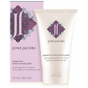 Peppermint Hand And Foot Polish - 112 mL / 3.8 fl. oz. by June Jacobs Spa Collection
