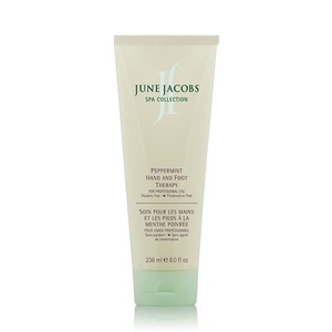 Peppermint Hand And Foot Therapy - 236 mL / 8.0 fl. oz. by June Jacobs Spa Collection