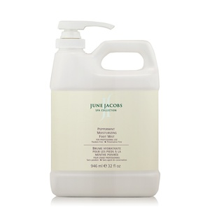 Peppermint Moisturizing Foot Mist - 946 mL / 32 fl. oz. by June Jacobs Spa Collection