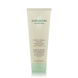 Sensitive Formula Mandarin Polishing Beads - 236 mL / 8.0 fl. oz. by June Jacobs Spa Collection