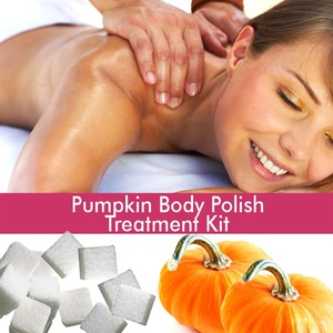 June Jacobs Pumpkin Body Polish Treatment Kit - 60 Minute Treatment