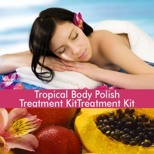 June Jacobs Tropical Body Polish Treatment Kit - 60 Minute Treatment