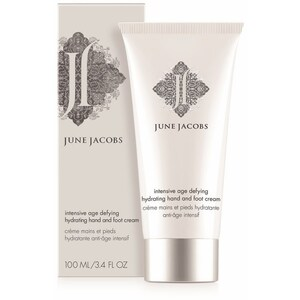 Intensive Age Defying Hydrating Hand and Foot Cream - 100 mL. 3.4 fl. oz. (HF0U4R) by June Jacobs Spa Collection