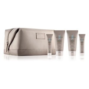 Men's Travel Kit - 4 Products (TR0A6T) by June Jacobs Spa Collection