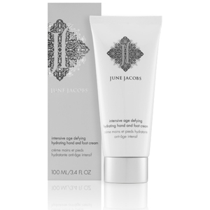 Intensive Age Defying Hydrating Hand and Foot Cream 3.4 fl. oz. (HF0U4R) by June Jacobs Spa Collection