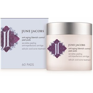 Anti-Aging Blemish Control Peel Pads 60 Pads (SC2U0R ) by June Jacobs Spa Collection