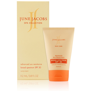 Advanced Sun Resistance SPF 30 Broad Spectrum Formula 3.8 fl. oz. (JJSS0U6R) by June Jacobs Spa Collection