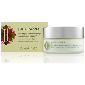 Age Defying Ultimate Overnight Copper Marine Masque 120 mL. - 4.0 fl. oz. (214-110) by June Jacobs Spa Collection