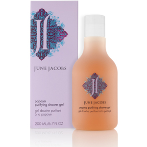 Papaya Purifying Shower Gel 200 mL. - 6.7 fl. oz. (220-107) by June Jacobs Spa Collection