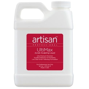 Artisan Ultimax Acrylic Nail Liquid 16 oz. (119019)