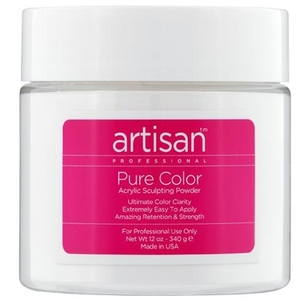 Artisan Brilliant White Acrylic Nail Powder 12 oz. (119026)