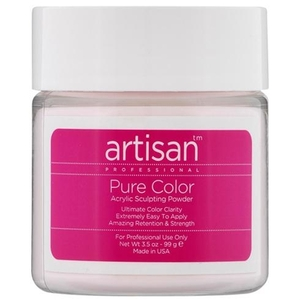 Artisan Soft Pink Acrylic Nail Powder 3.5 oz. (119029)