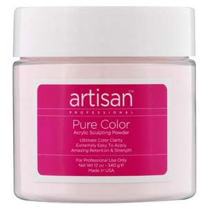 Artisan Soft Pink Acrylic Nail Powder 12 oz. (119031)
