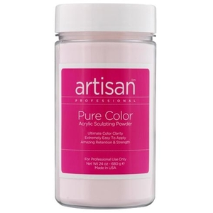 Artisan Soft Pink Acrylic Nail Powder 24 oz. (119032)