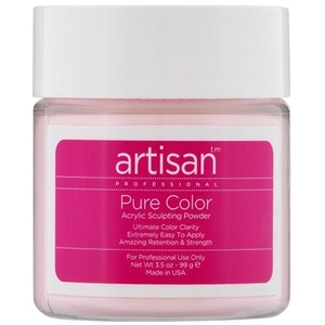 Artisan Brilliant Pink Acrylic Nail Powder 3.5 oz. (119034)